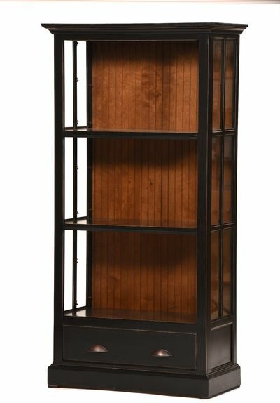 West Winds Standard Bookcase by Eagle Furniture Manufacturing