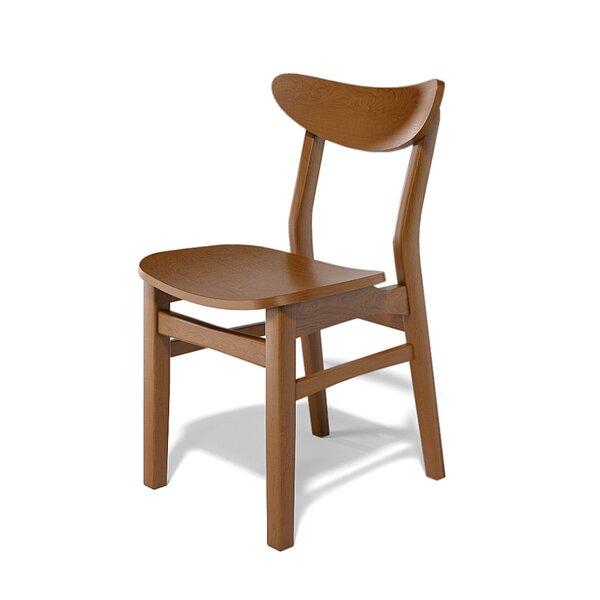 Anacortes Solid Wood Slat Back Side Chair by Corrigan Studio Corrigan Studio