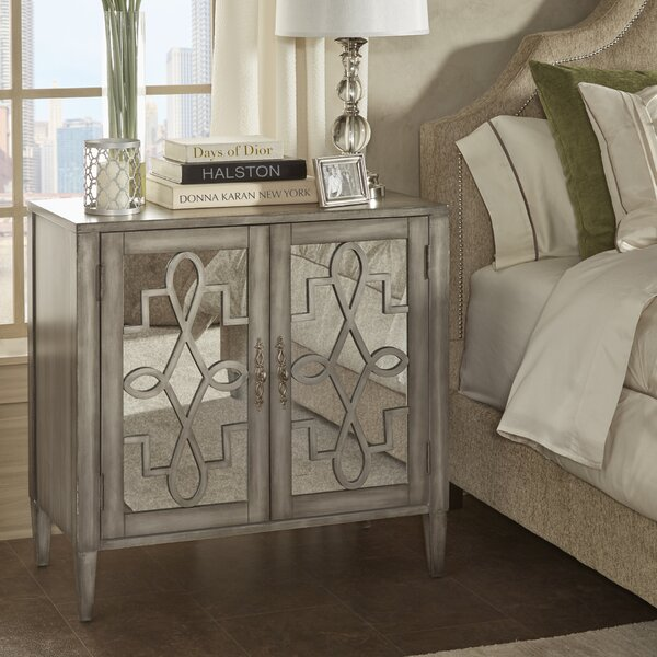 Sanna 2 Door Accent Cabinet by Willa Arlo Interiors