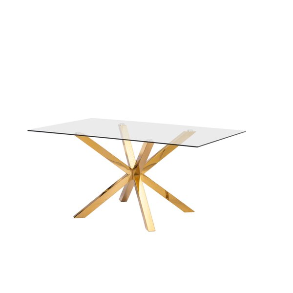 Vinson Dining Table by Mercer41