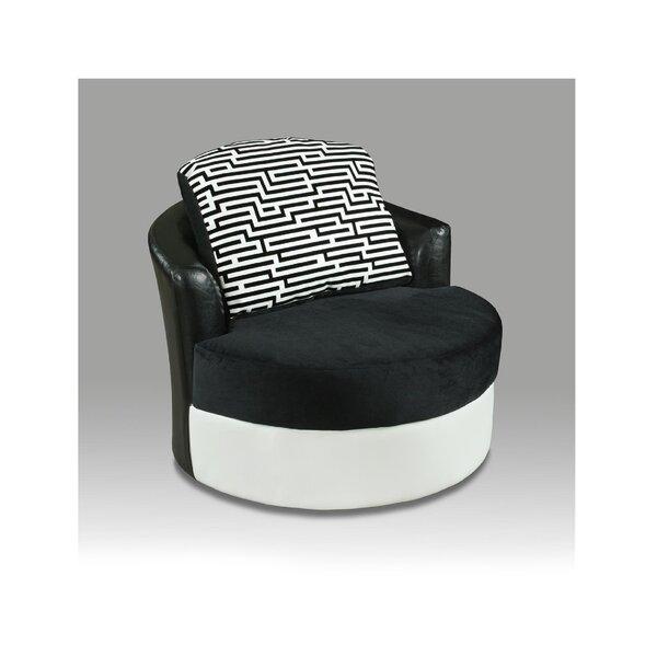 Inosemzew Barrel Chair by Orren Ellis