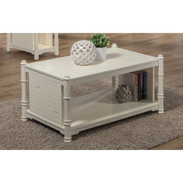 Goeltz Coffee Table by Highland Dunes