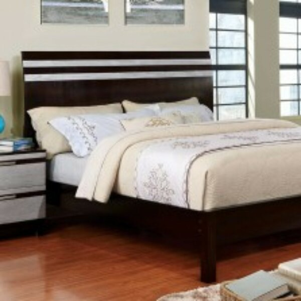 Anamara Contemporary Sleigh Bed by Brayden Studio
