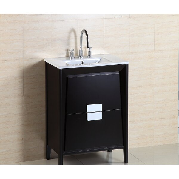 24 Single Sink Vanity Set by Bellaterra Home