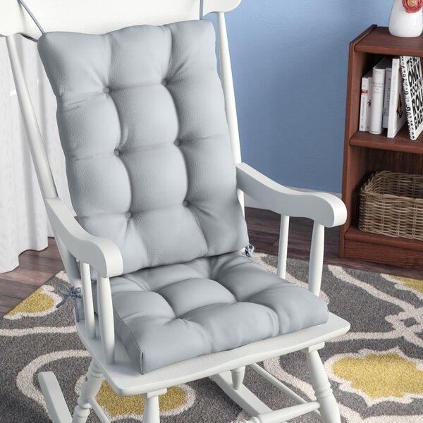 Amazing Andover Mills 2 Piece Indoor Rocking Chair Cushion U0026 Reviews   Wayfair