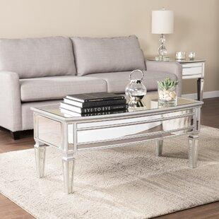 Price comparison Elosie 2 Piece Coffee Table Set ByHouse of Hampton