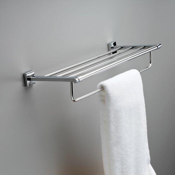 Maxted Modern Wall Shelf by Franklin Brass