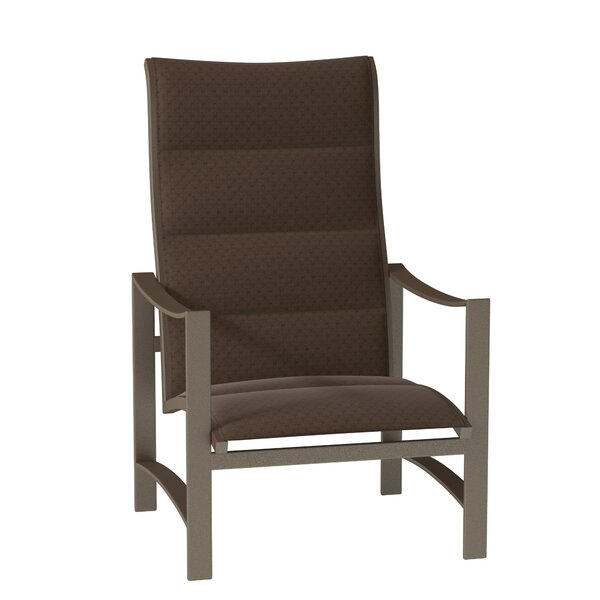 Kenzo Patio Dining Chair by Tropitone