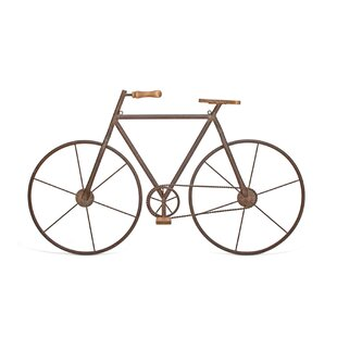 Bicycle Wall Décor  sc 1 st  Wayfair & Industrial Metal Wall Art Youu0027ll Love