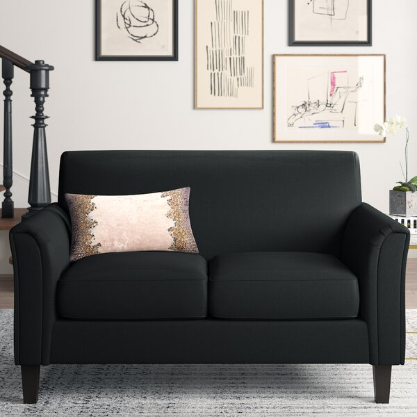 Ginnia Loveseat By Wrought Studio Top Reviews