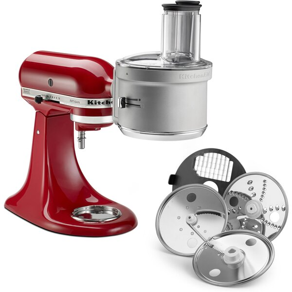 Food Processor Attachment with Dicing Kit by Kitch