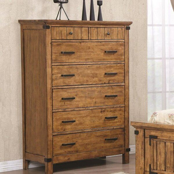 Bertie 7 Drawers Lingerie Chest by Loon Peak