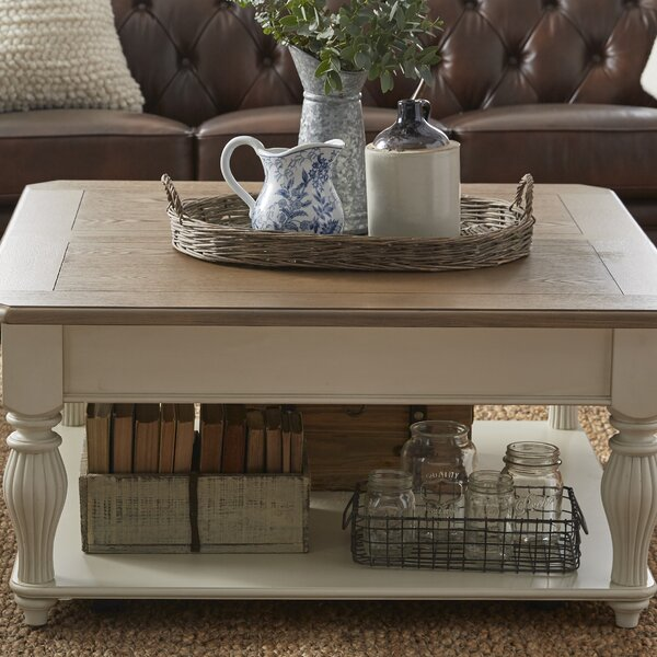 Margate Lift Top Coffee Table by Three Posts