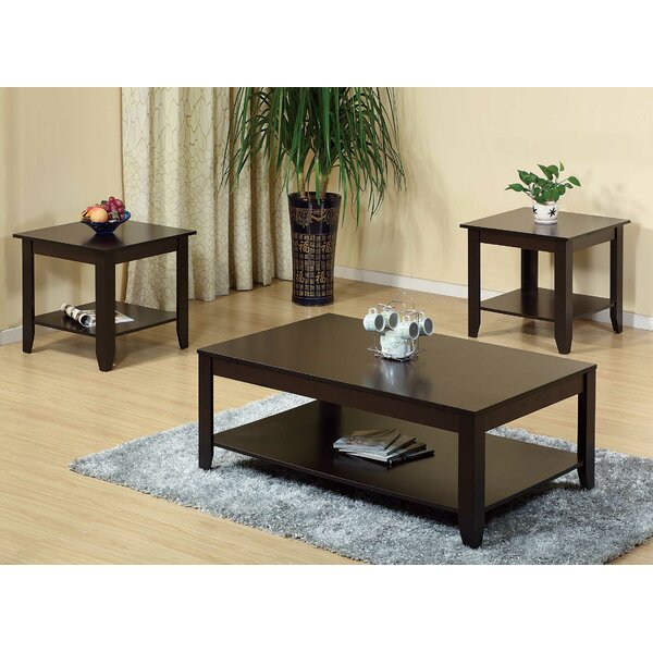 Mcguigan 3 Piece Coffee Table Set by Darby Home Co Darby Home Co
