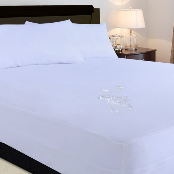 Nanofibre Microfiber Stain Resistant Waterproof Mattress Protector by Stayclean
