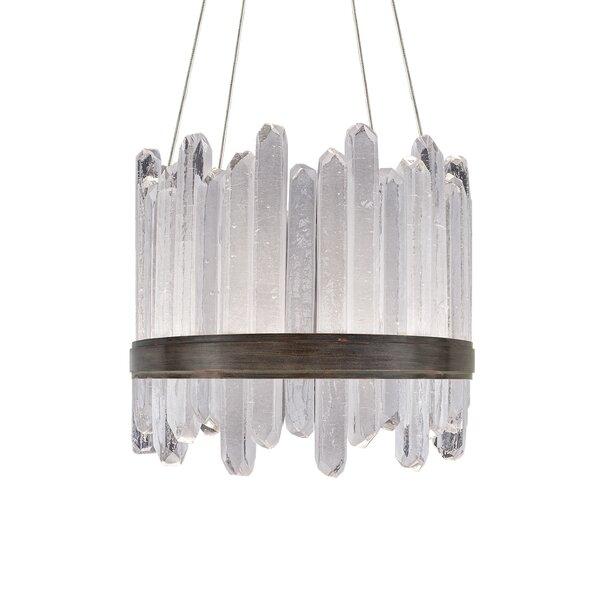 Lior 24-Light Unique / Statement Drum Chandelier By Fine Art Lamps