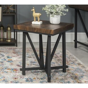Compare Kinman End Table By Gracie Oaks