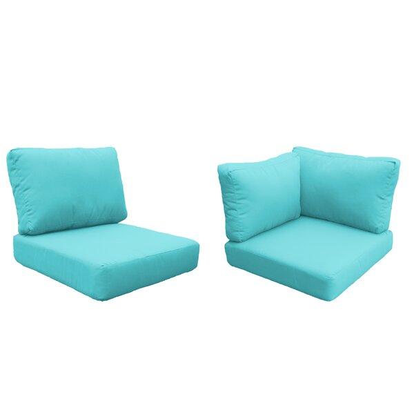 Miami 15 Piece Outdoor Cushion Set by TK Classics TK Classics