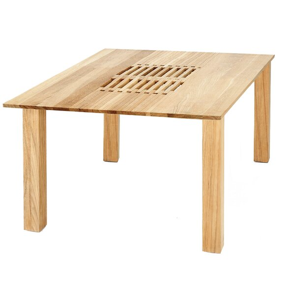 Hamilton Teak Dining Table by OASIQ