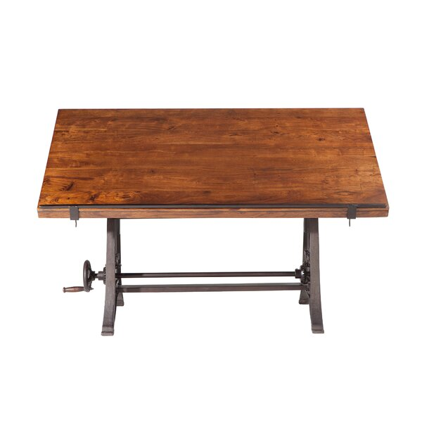 Napier Reclaimed Adjustable Drafting Table