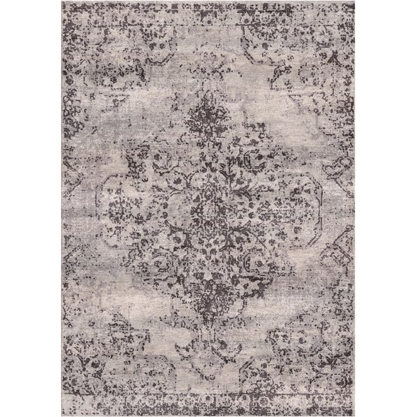 Aliza Handloom Beige/Brown Area Rug by Bungalow Rose