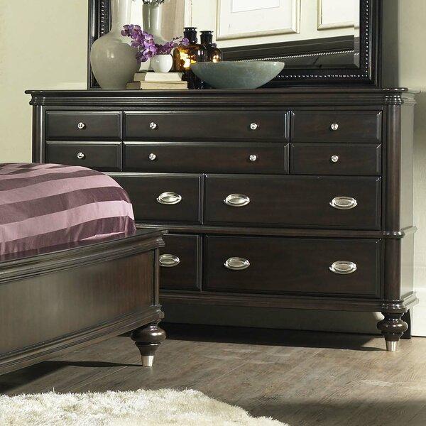 Free S&H Balmers 7 Drawer Dresser