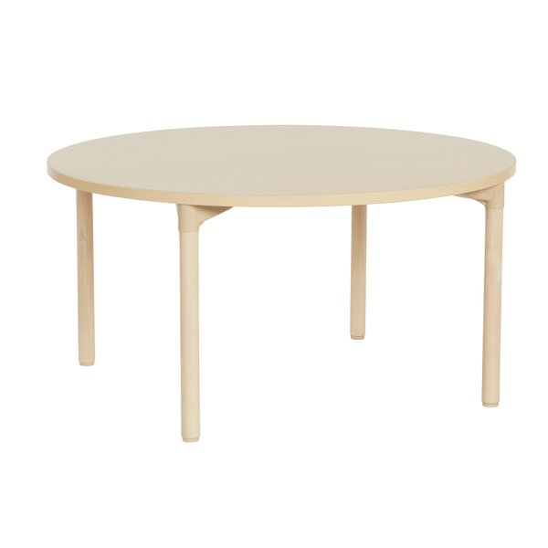 All-Purpose Play and Work Table Circular Activity Table by ECR4kids