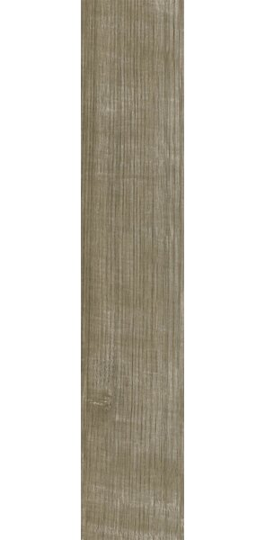 Norway 7 x 36 Ceramic Wood Look Tile in Nordland Gray by Interceramic