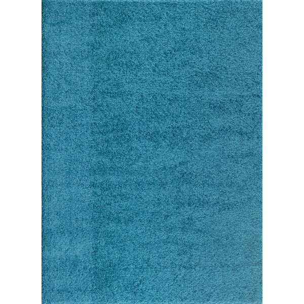 Caressa Turquoise Area Rug by Zipcode Design