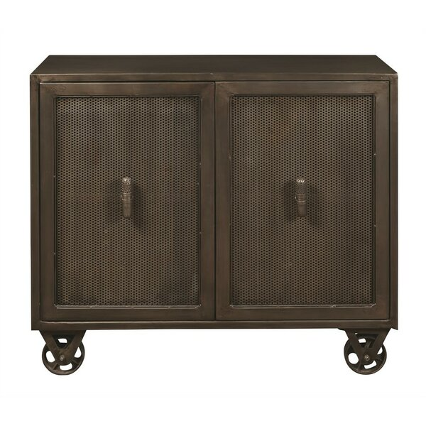 Hyde On Tour 2 Door Accent Cabinet by Highway To Home