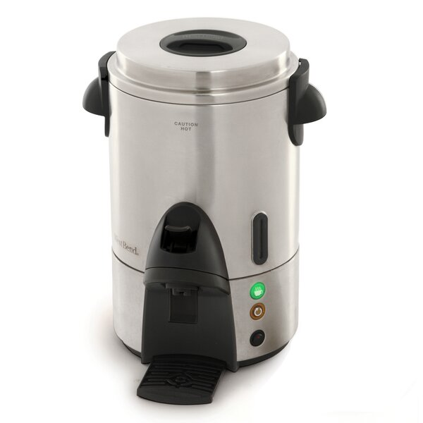 Commercial 55-Cup Coffee Urn by West Bend