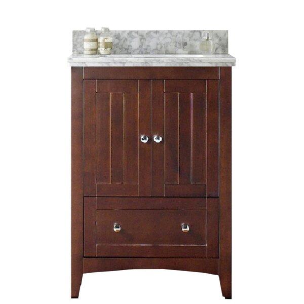 Nixon Floor Mount 24 Single Bathroom Vanity Set by Royal Purple Bath Kitchen