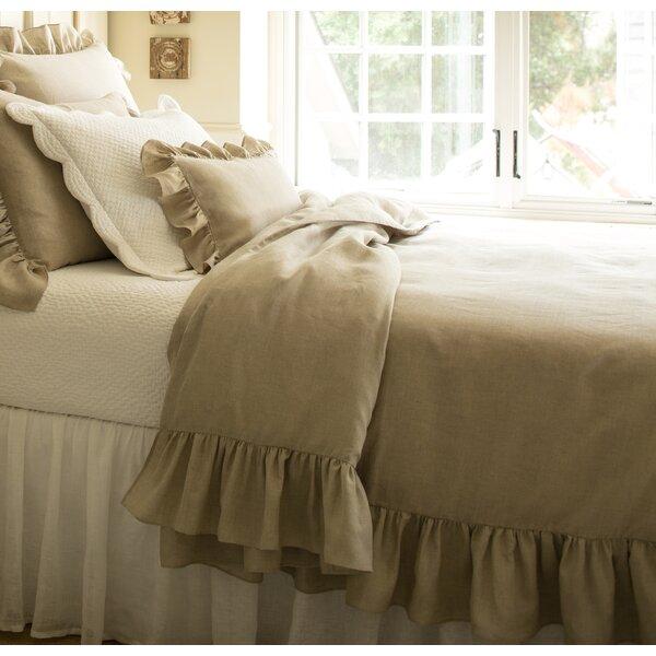 Verandah Linen Single Duvet Cover