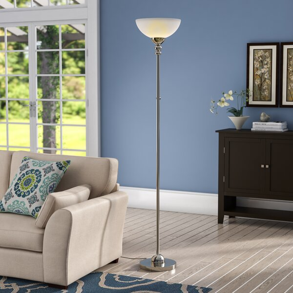 Bolindale Baubles 72 Torchiere Floor Lamp by Andover Mills