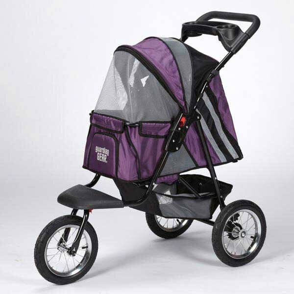 Sprinter EXT II Dog Jogger Pet Stroller by Guardian Gear