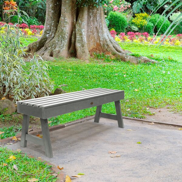 Trigg Picnic Bench by Darby Home Co Darby Home Co