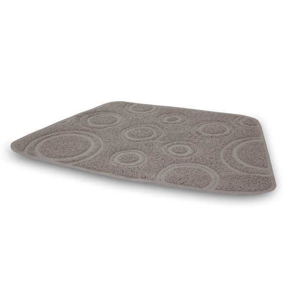 Circles Litter Mat by Petmate