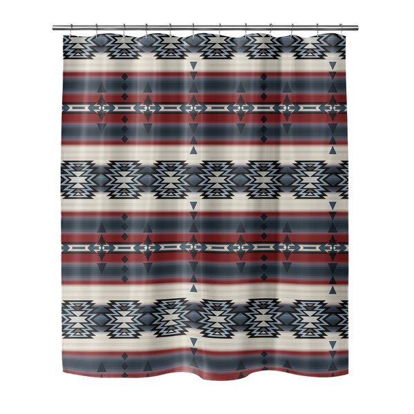Camila Shower Curtain by Bungalow Rose