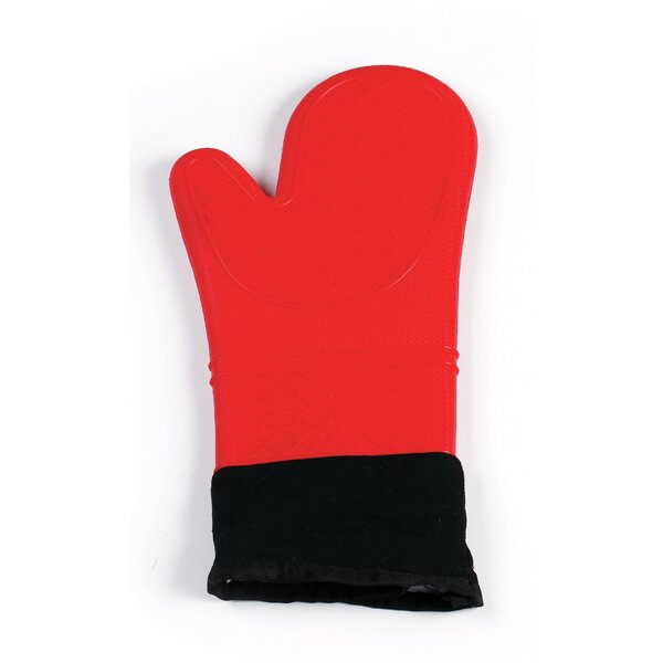 Cool Touch Silicone Oven Mitt by MyCuisina