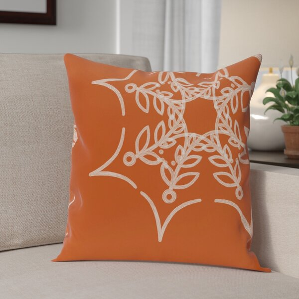 Web Art Holiday Print Throw Pillow by The Holiday Aisle