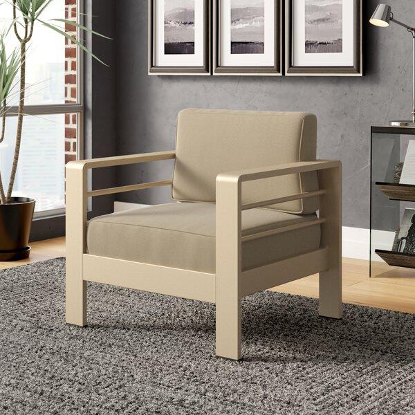 Olivet 24-inch Armchair by Wade Logan Wade Logan