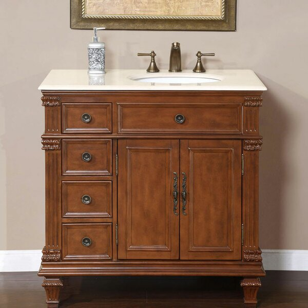 Brennen 36 Single Bathroom Vanity Set by Fleur De Lis Living