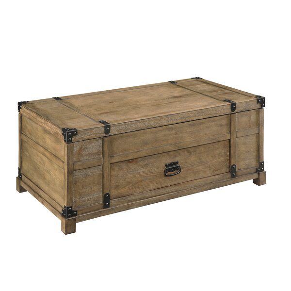 Boomer Coffee Table With Storage By Three Posts