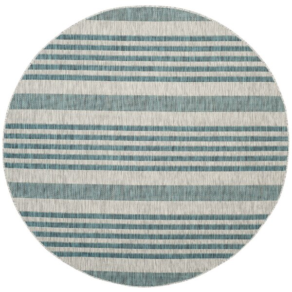 Naya Power Loom Gray/Blue Rug