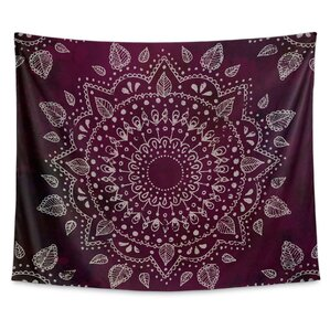 How To Hang A Tapestry On The Wall tapestries - wall décor | wayfair