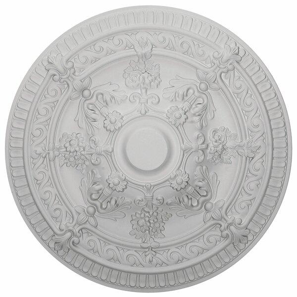 Vincent 26H x 26W x 3D Ceiling Medallion by Ekena Millwork