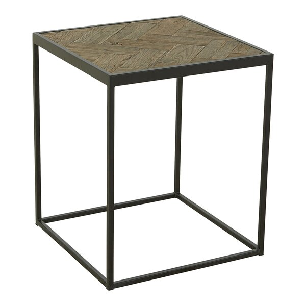 Raina End Table By 17 Stories