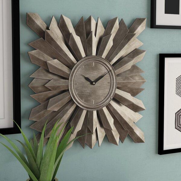 Wall Clock by Brayden Studio