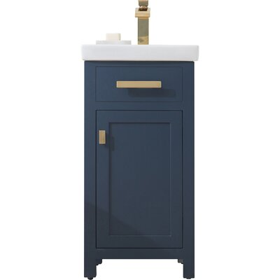 Find The Perfect Blue Bathroom Vanities Wayfair