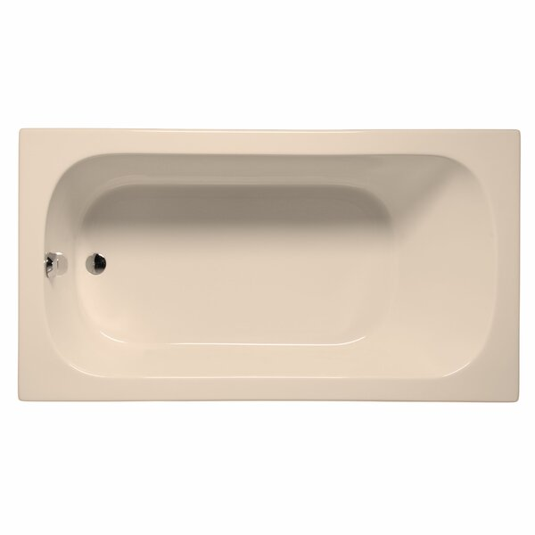 Sanibel 72 x 36 Soaking Bathtub by Malibu Home Inc.